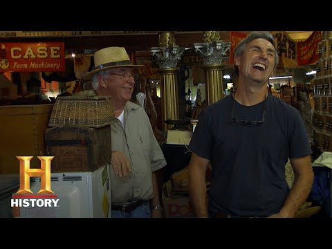 american-pickers-mike-and-frank-navigate-clints-prices-season-18-episode-8--history