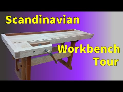 Building Work Bench - Woodworkers Guild of Georgia