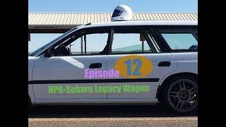 homepage tile video photo for High Plains Raceway - Subaru Legacy Wagon - Episode 12