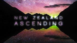 Смотреть онлайн Новая Зеландия в *К снято в таймлапсе