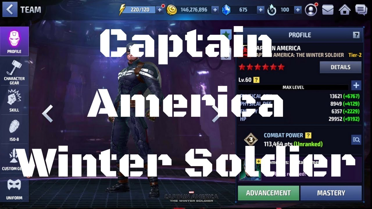 รีวิว Captain America ยู Winter Soldier