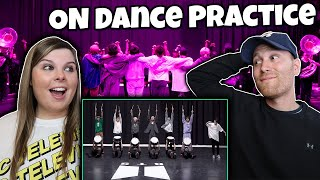 [CHOREOGRAPHY] BTS (방탄소년단) 'ON' Dance Practice - Reaction   THAT FANCHANT!!