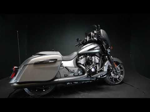 2021 Indian Chieftain® Dark Horse® in De Pere, Wisconsin - Video 1