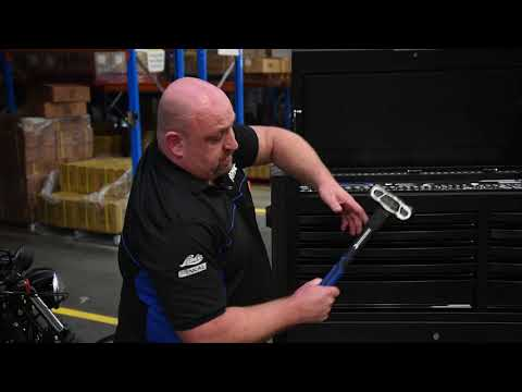 KINCROME Tool Box Tour – CONTOUR® Interceptor Workshop