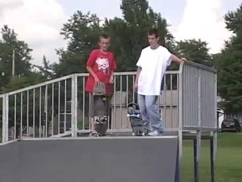 O`Neil Skatepark July 9th, 2009 !