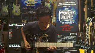 Peavey Guitar Showdown 2018 | Nanang, Jakarta