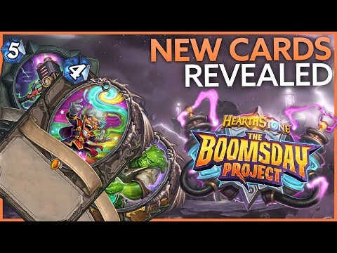 hearthstone boomsday cards