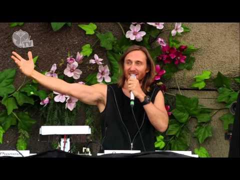 Tomorrowland 2013 – David Guetta