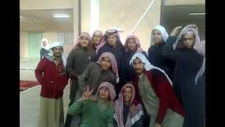 preview picture of video 'طلاب ثانوية حفرالباطن'