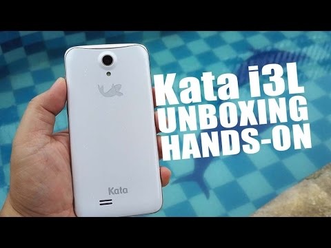 Kata i3L Unboxing Hands On