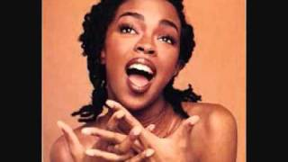 Lauryn Hill   The Passion