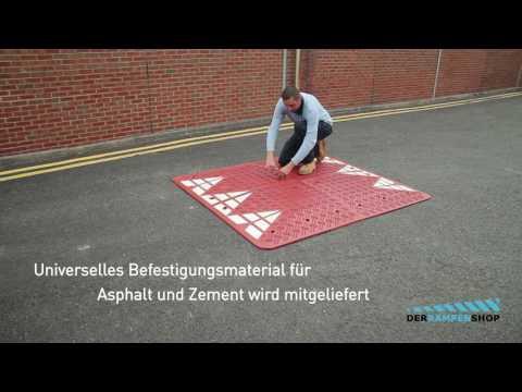 Wie werden Berliner Kissen installiert?