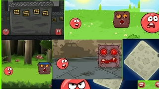 Red Ball 4 ALL CUTSCENES (for now)