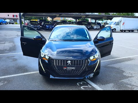 New Peugeot 208 Active 2020 Test Drive POV Review