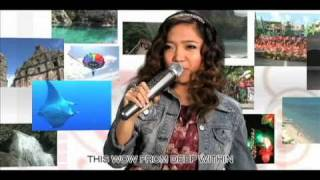 Charice - Life is WOW! TV Commercial (Official)