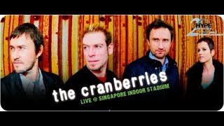 The Cranberries - Never Grow Old - Live in Singapore 01.08.2011