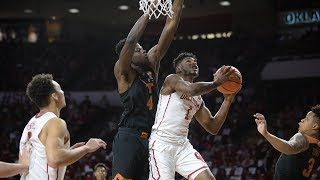 HIGHLIGHTS: Texas Takes Down #23 Oklahoma Despite Trae Young