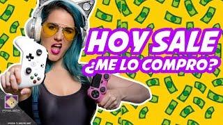 HOY SALE... ¿ME LO COMPRO? Juegos que salen HOY 29 de Junio 2018