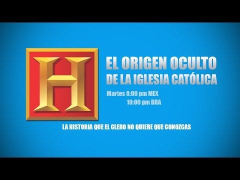 Cristo no fundó la iglesia católica (Documental completo)