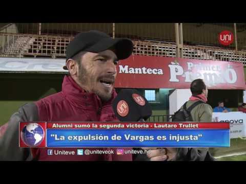 Alumni sumo su segunda victoria ante Las Palmas (Cba)