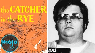 Top 10 Books That Inspired Horrific Real Life Crimes