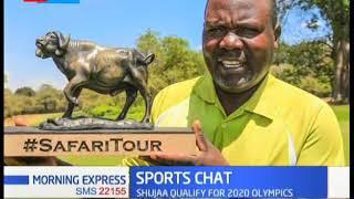 Shujaa thrash Uganda 31-1 to qualify for the 2020 Olympics | Sports Chat