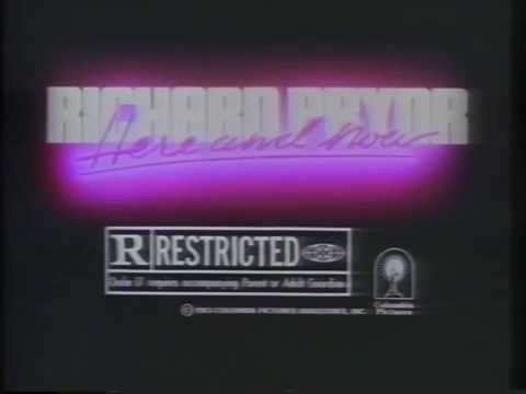 Richard Pryor... Here And Now (1983) Official Trailer