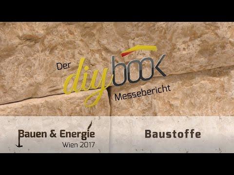Messebericht Bauen und Energie Wien 2017: Thema Baustoffe