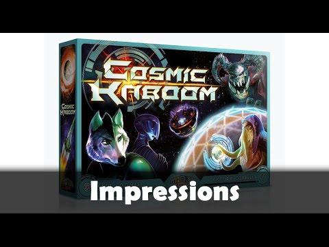 Cosmic Kaboom Impressions   RFC Podcast