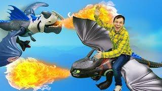 Набор Playmobil - Приключения в городе драконов!