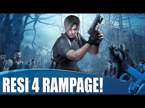 Rob & Rosie's Resi 4 Rampage!