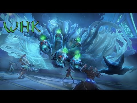 SkyForge ВХК в 4К Аватар Нихаза Чемпион / WHK in 4K Avatar of Nihaz Champion