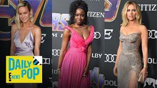Deretan Selebriti Berbusana Terbaik di Red Carpet Gala Premiere 'Avengers: Endgame'