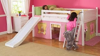 Bunk Beds For Girls | Bunk Bed For American Girl Doll | Cool Bunk Beds Design