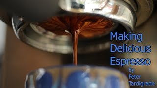 Delicious Espresso Series--First Concepts [1/3]