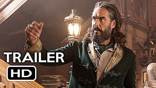 FOUR KIDS AND IT Trailer (2020) Russell Brand Movie