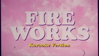First Aid Kit   Fireworks (Karaoke Video)