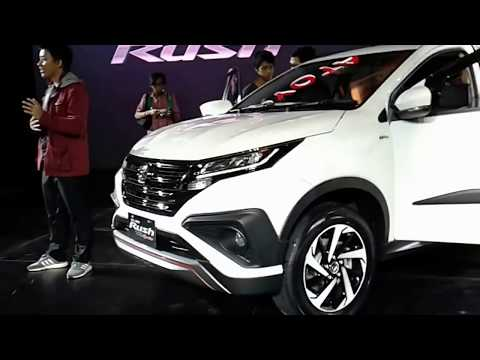 Bedah All New Toyota Rush Baru 2018