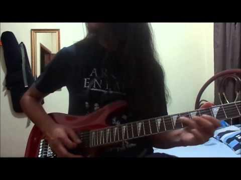 Arch Enemy - Revolution Begins (guitar cover) By Vítor Luiz