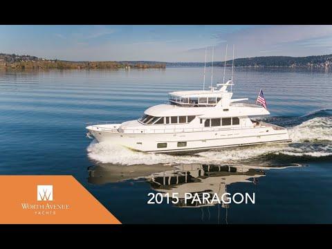 Paragon Paragon 92 Cockpit video