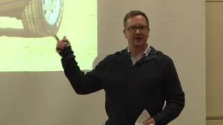 Designing the Handmade | Aric Snee | TEDxBallStateUniversity