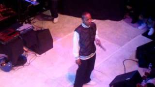 "Dj Quik 4/20 2011 concert Live Intro ""Quik's groove"" Fire and Brimstone"""