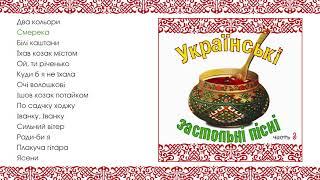 Украинские застольные песни, часть 3