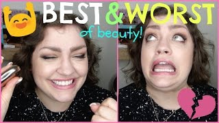 Best & Worst Of Beauty: March '17