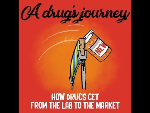 Το ταξίδι ενός φαρμάκου από το εργαστήριο στο φαρμακείο