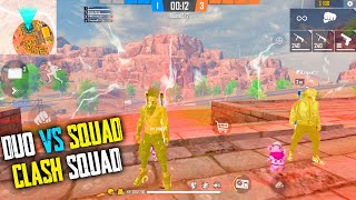Clash Squad Kalahari Free Fire - Only Mp40 Challenge With @P.K. GAMERS  | Garena Free Fire
