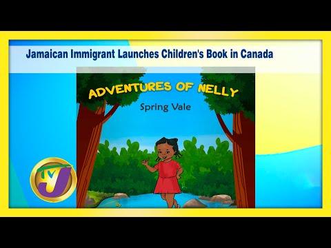 Jamaican Immigrant Launches Children's Book in Canada November 27 2020