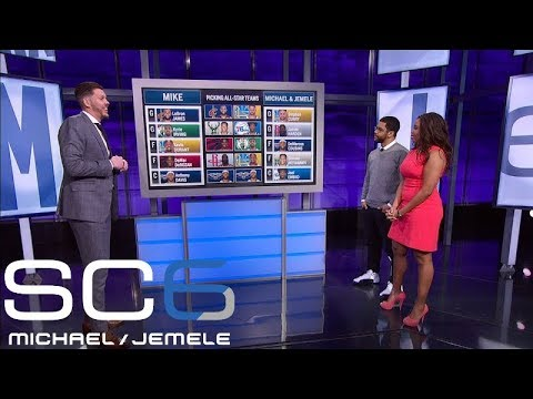 Picking the NBA All-Star starting lineups | SC6 | ESPN