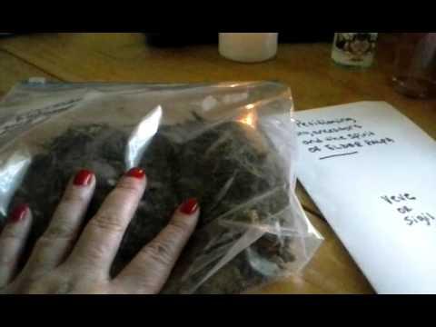 How to work with graveyard dirt in hoodoo love spells.