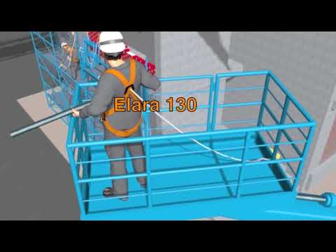 KITS ELARA Delta Plus - Protecciones anticaídas listas para usar - Fall arrest kits